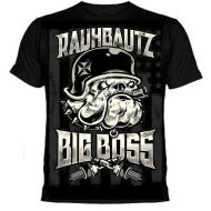 CAMISETA BIG BOSS RAUHBAUTZ