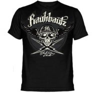 CAMISETA BLACK WINGS RAUHBAUTZ