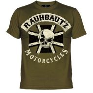 CAMISETA SKULL CROSS RAUHBAUTZ
