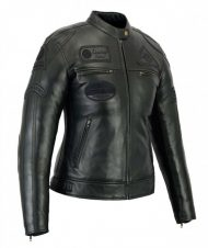 CHAQUETA CAFE RACER BLACK GIRL