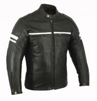 CHAQUETA CAFE RACER STREETER