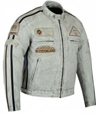 CHAQUETA CAFE RACER DEFENDER HD