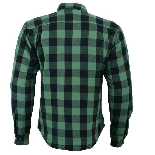 T-SHIRT KEVLAR GREEN