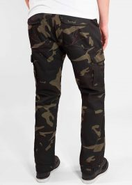 PANTALON JOHN DOE REGULAR CARGO CAMOUFLAGE