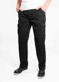 PANTALON JOHN DOE REGULAR CARGO BLACK