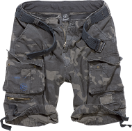 SHORT SAVAGE VINTAGE DARKCAMO BRANDIT